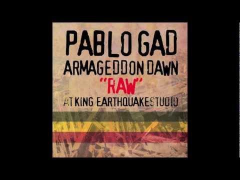 Lion In The Jungle / Dub - Pablo Gad & King Earthquake