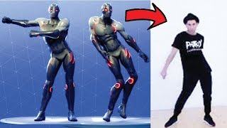Top 10 Best Fortnite Dances IN REAL LIFE by patroX