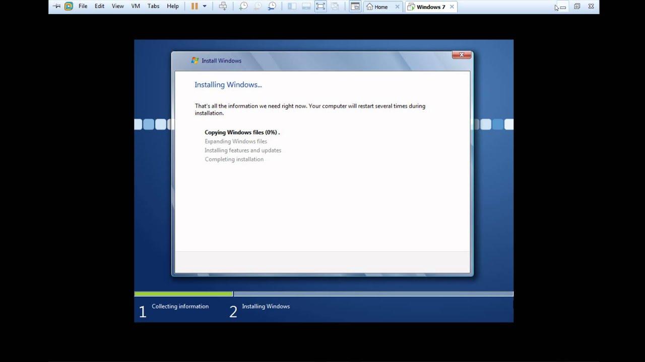 Hướng Dẫn Cài Đặt Windows 7 Embedded (Thin PC) Phần 1