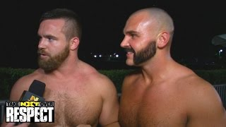 Dash & Dawson look towards the future: WWE.com Exclusive, October 7, 2015