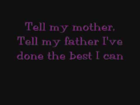 Second Chance Shinedown Lyrics