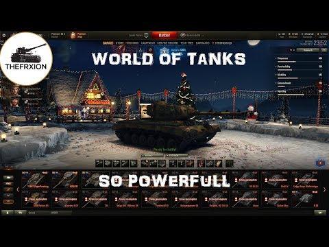 World of Tanks    Best Premium Tanks    T26E5 Advent calendar day 16