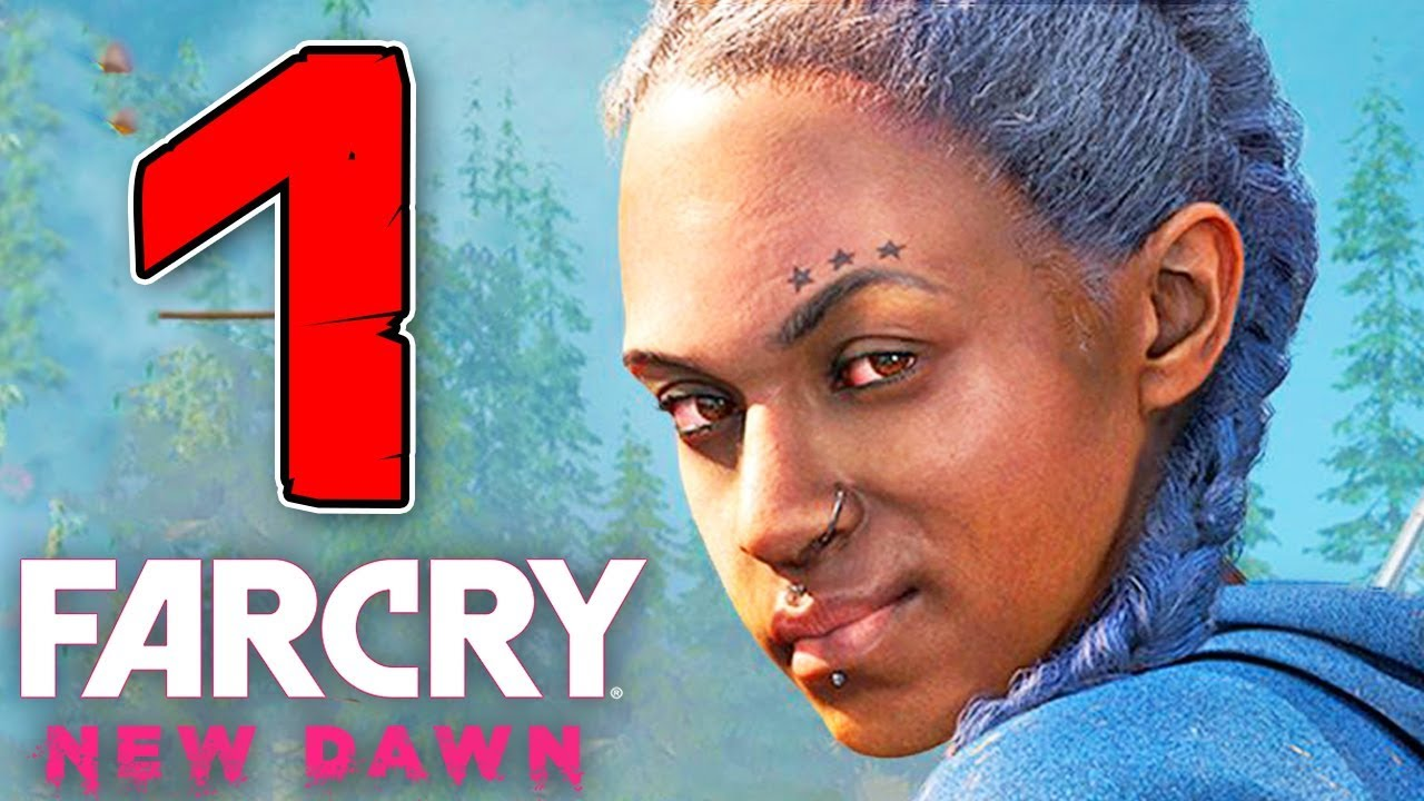 FAR CRY NEW DAWN [Walkthrough Gameplay ITA HD - PARTE 1] - LE GEMELLE (Nuova Serie)