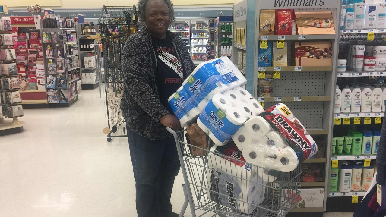 stocking mom up on paper towel toilet tissue rite aid couponing youtube. Black Bedroom Furniture Sets. Home Design Ideas