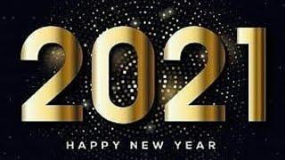 Feliz ano novo e que venha 2021 como um ano para esquecer o que foi 2020