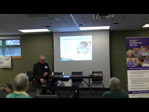 GVS, Greater Victoria Seniors, Advocacy Program