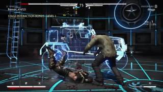 MKX Spam Attack! Funny Moments!