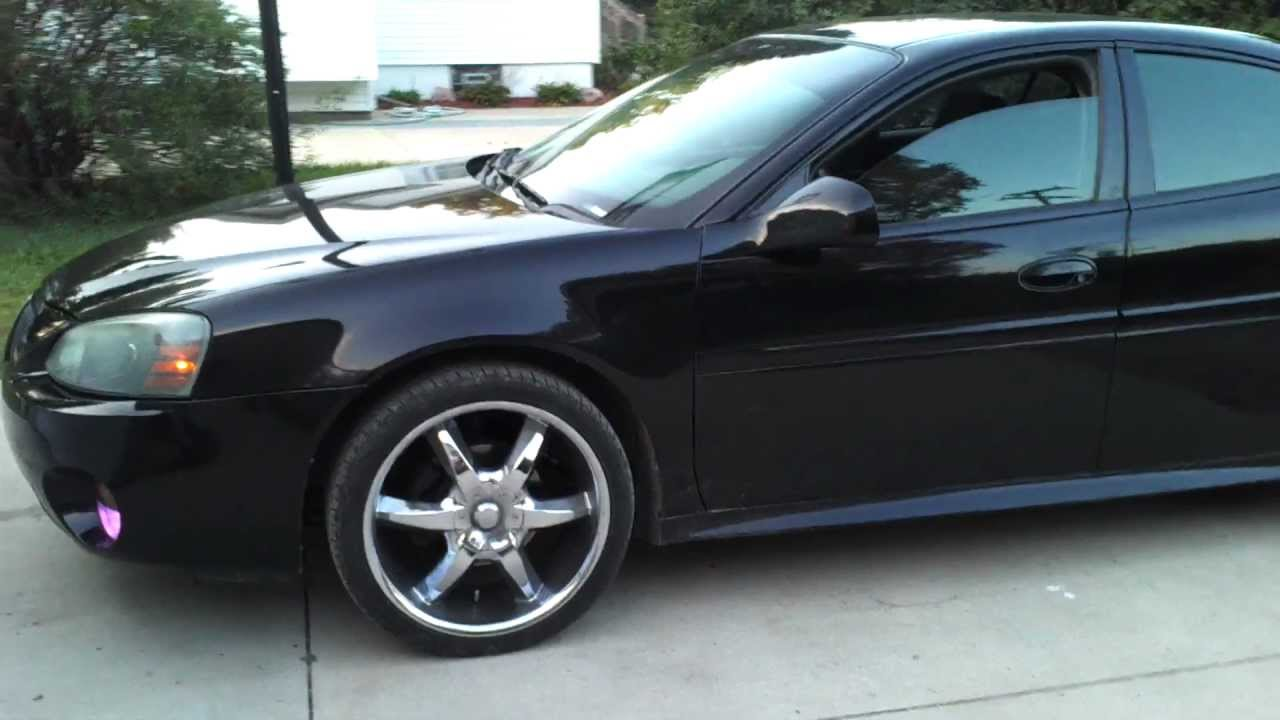 2004 Grand Prix Gt Blacked Out On 20s
