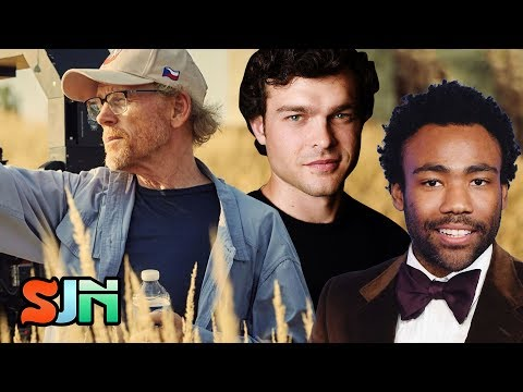 Ron Howard WILL Direct Han Solo Movie (Star Wars Anthology)