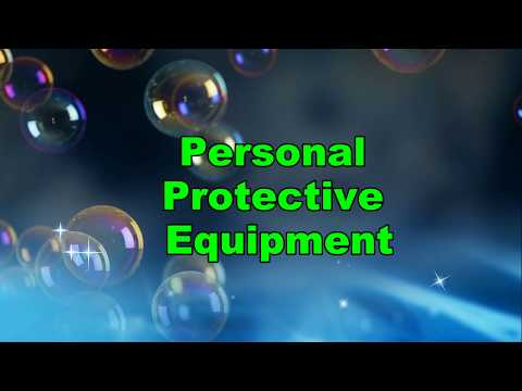 Personal Protective Equipment (English)