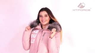 ТРЕНД 2016-2017г пуховик женский зимний 16092 от компании МТФОРС