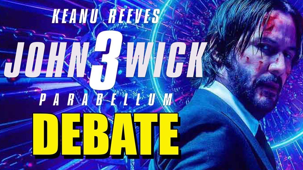 Ver John Wick 3 – DEBATE – CRÍTICA – REVIEW – OPINIÓN – Keanu Reeves – Chad Stahelski en Español