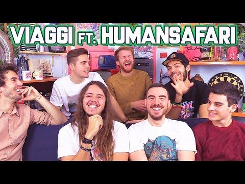 L'Italia NON sfrutta il TURISMO - Salotto della Valle [ft. HumanSafari]