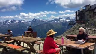 Eggishorn/ Aletsch Glacier. Fiesch, Valais, Switzerland. Venture Crew 24 (Kennett Square, Pennsylva