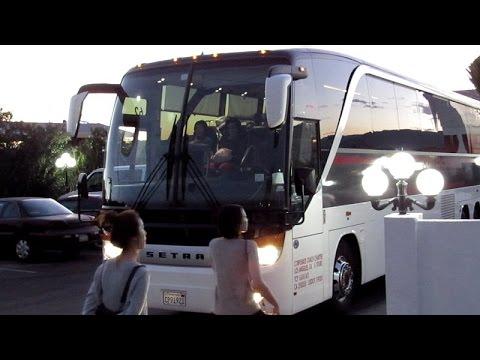 Setra mercedes benz bus corporate coach charter for Mercedes benz charter bus
