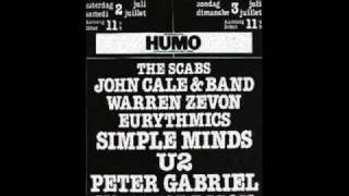 Simple Minds - Glittering Prize - Werchter Belgium 3rd Jul 1983