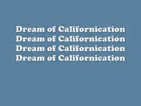 Red Hot Chili Peppers - Californication (Lyrics)