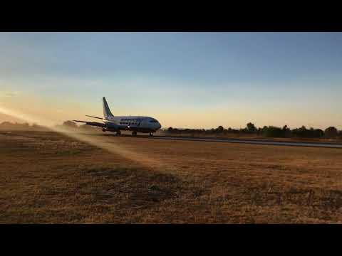 Global Air B737-200