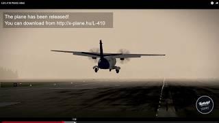 X-plane 11 | 14 лучших бесплатных моделей по версии канала Thomas Rasmussen | 2017 - 2018