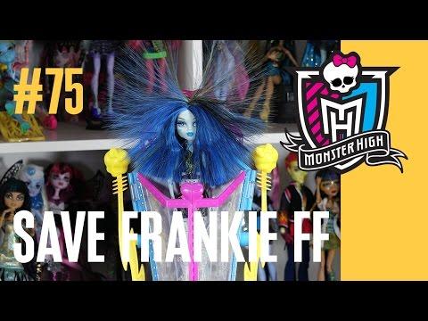 видео: Новые куклы Монстер Хай (монстрические мутации) save frankie Школа Монстров монстр monster high