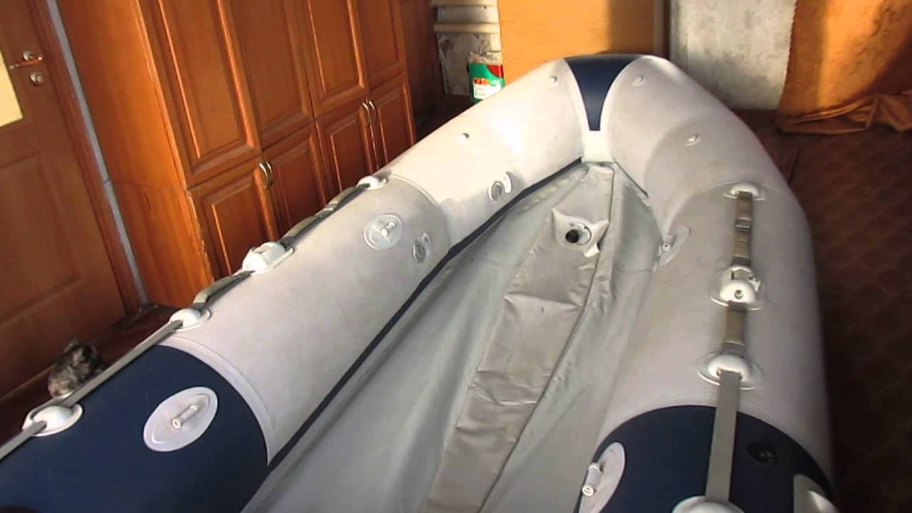ремонт лодки зодиака