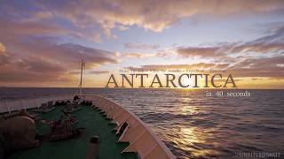 The greatest threat to our planet... - Antarctica 30 seconds video.
