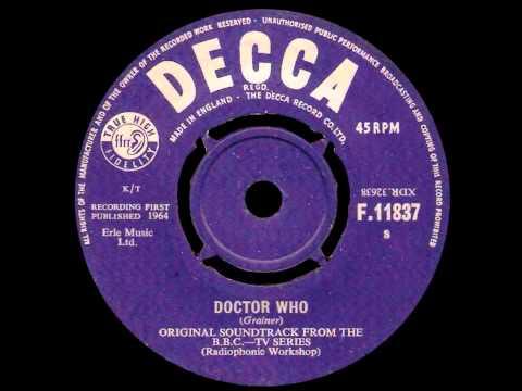 Doctor Who - BBC Radiophonic Workshop