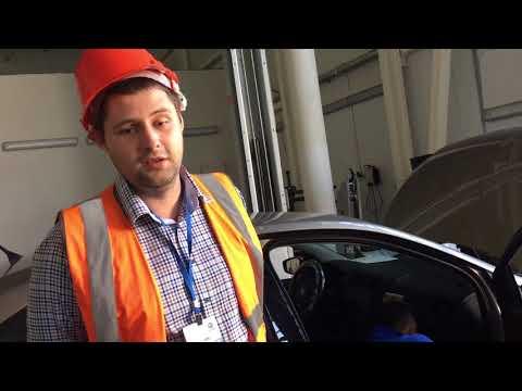 Герасимов Андрей приехал на Volkswagen Polo Day в Volkswagen Автоцентр Глобус