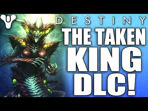 Buy Destiny: The Taken King - Microsoft Store