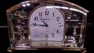 リズム RHYTHM アラーム付き置き時計 ファンタジーランド 4SE5 thumbnail