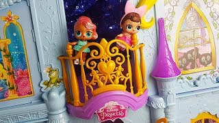 LOL Surprise Home Tour - Il gigantesco Castello delle PRINCIPESSE DISNEY [Unboxing italiano]