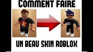 Comment avoir un skin gratuit sur roblox #2 #mhd 652