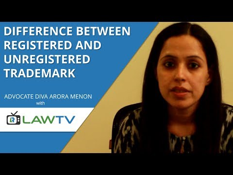 Indian Kanoon - Difference between registered and unregistered trademark - LawRato
