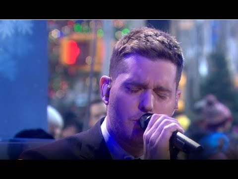 Michael Bublé - Close Your Eyes (Live at Christmas 2013)