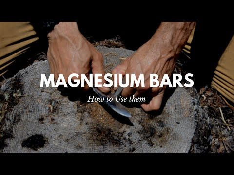 Magnesium Rods And Bars