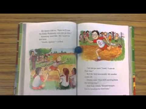 Ronald Morgan goes to bat (a read along for children)