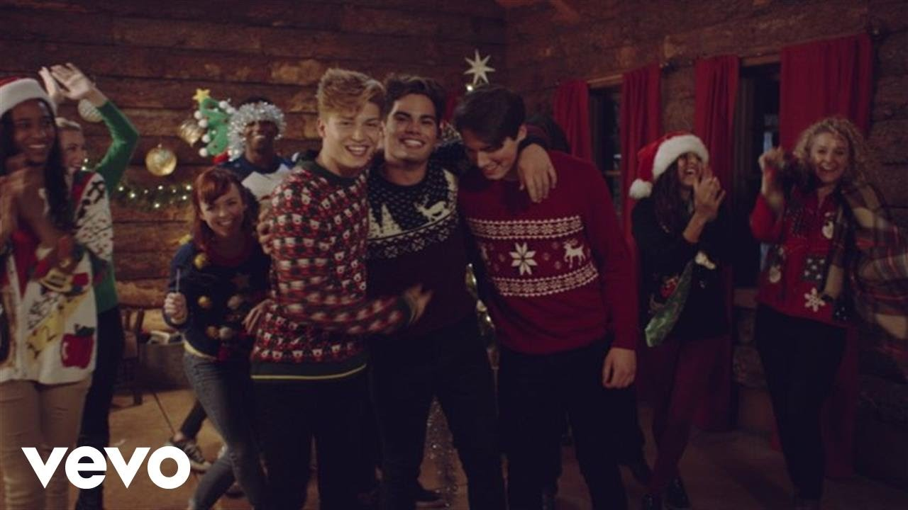 Forever In Your Mind Celebrate It S Christmas Official Video