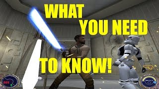 Jedi Knight 2 Jedi Outcast (PS4, Switch) REVIEW and DETAILS!