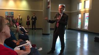 Sen. Lankford talks key issues during town hall meeting