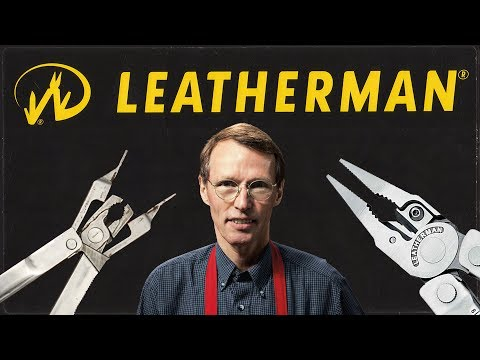 История Leatherman – легендарный мультитул