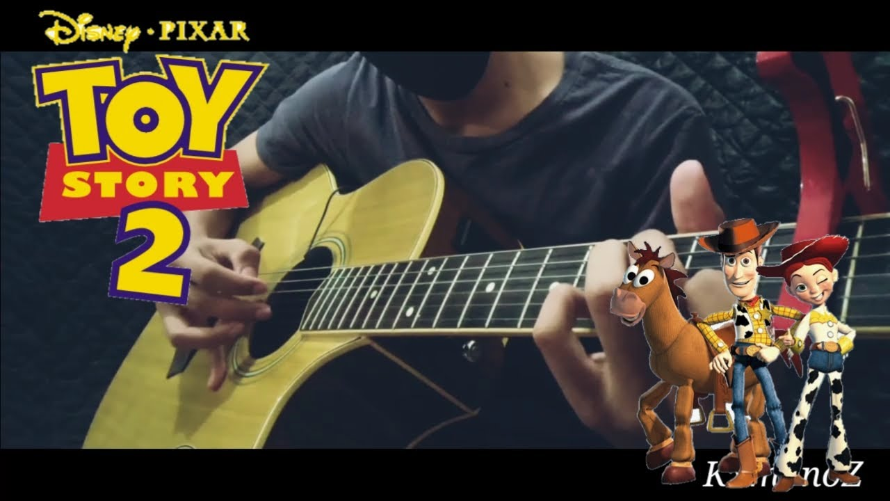 (Toy Story ) - When She Loved me || Guitar Cover