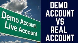 #EdukasiProvits Apakah Perbedaan Trading Demo dan Real Account?
