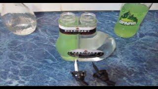 Алкогольный коктейль в бутылке Шериданс Sheridans