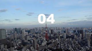 Tokyo Imperial Palace | Tokyo Tower | Akihabara - Tokyo Vlog 4