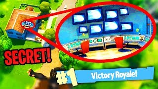NEW SECRET BUNKER WITH LEGENDARY CHESTS! Fortnite Season 4 [ITS DEEP]