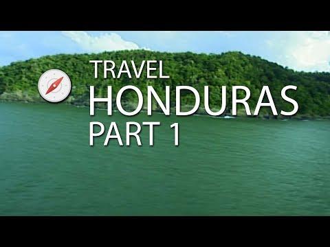 Travel Video Honduras • Part 1 • Landmark