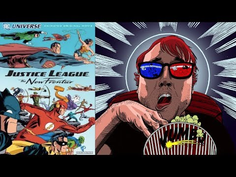 Justice League: The New Frontier (2008) Movie Review || Dawn of the Silver Age