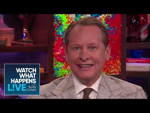 Carson Kressley's Advice For The New 'Queer Eye' Cast | WWHL