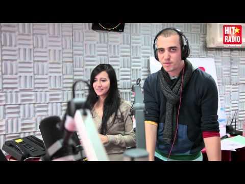 SANAA DU MORNING DE MOMO AVEC LE CHIEN ENZO SUR HIT RADIO - 13/01/14