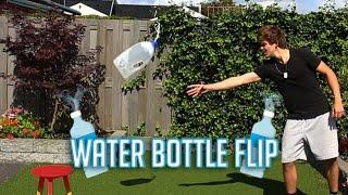 EPIC Water Bottle Flip Challenge TRICKSHOTS!